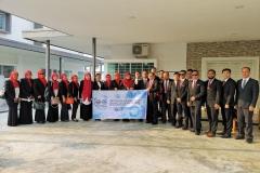 Lawatan Hari Pertama ke JPN Sarawak