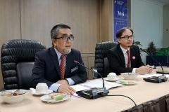 Bersama Timbalan Pengarah JPN Sarawak