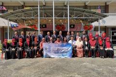 Bersama SK Semeriang, Kuching Sarawak