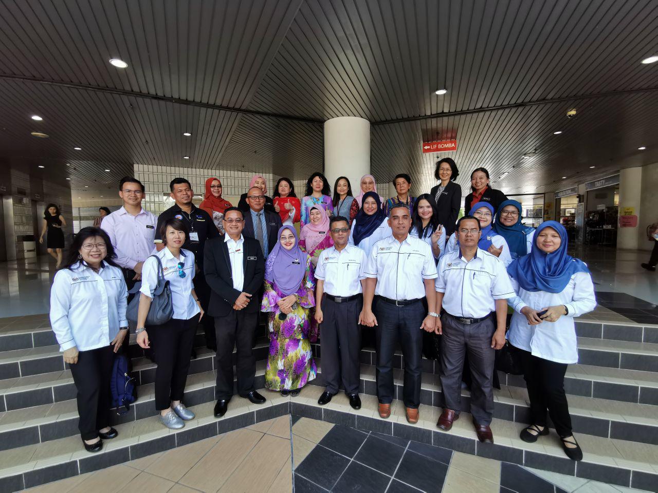 Lawatan Penandaarasan Daripada Ppd Batang Padang Perak Ke Ppd Kota Kinabalu Pada 11 November 2019 Pejabat Pendidikan Daerah Kota Kinabalu